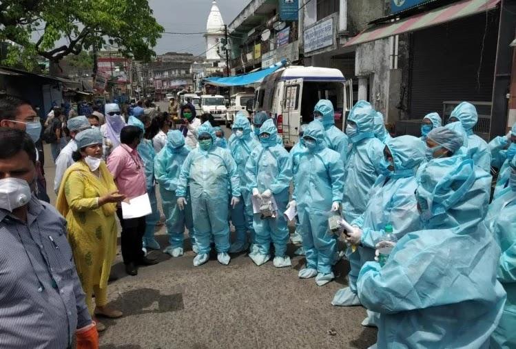 कोरोना संक्रमण - फोटो : फाइल फोटो
