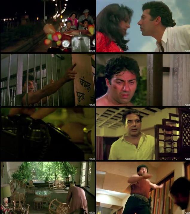 Ghayal 1990 Hindi 480p HDRip