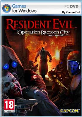 Descarga Resident Evil Operation Raccoon City pc mega y google drive