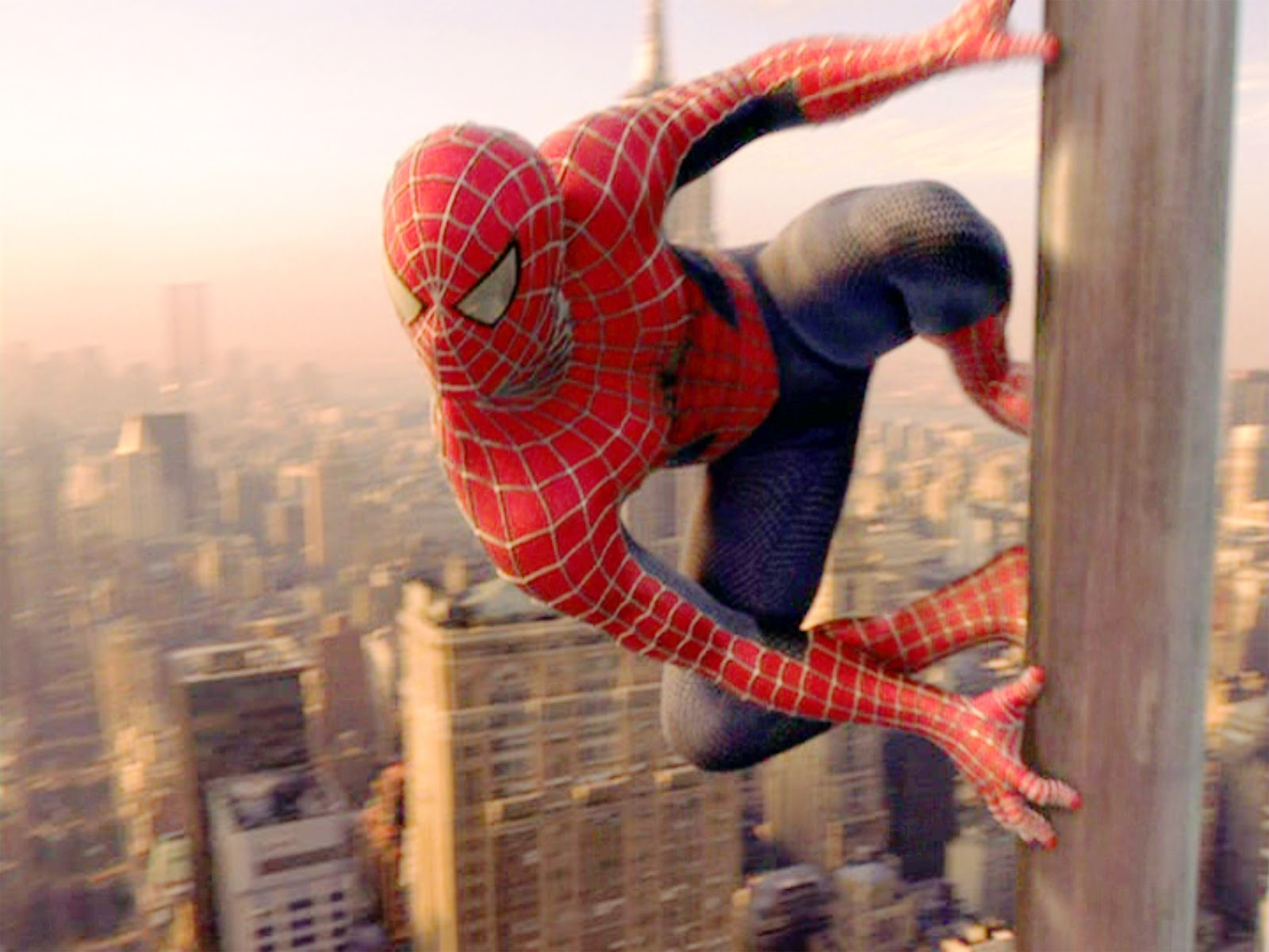 mendelson's memos: thoughts on sam raimi's spider-man, ten years