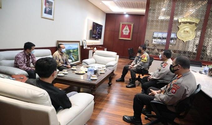 Ombudsman RI Banten dan Kapolda Banten Kolaborasi Terkait Pelayanan Publik
