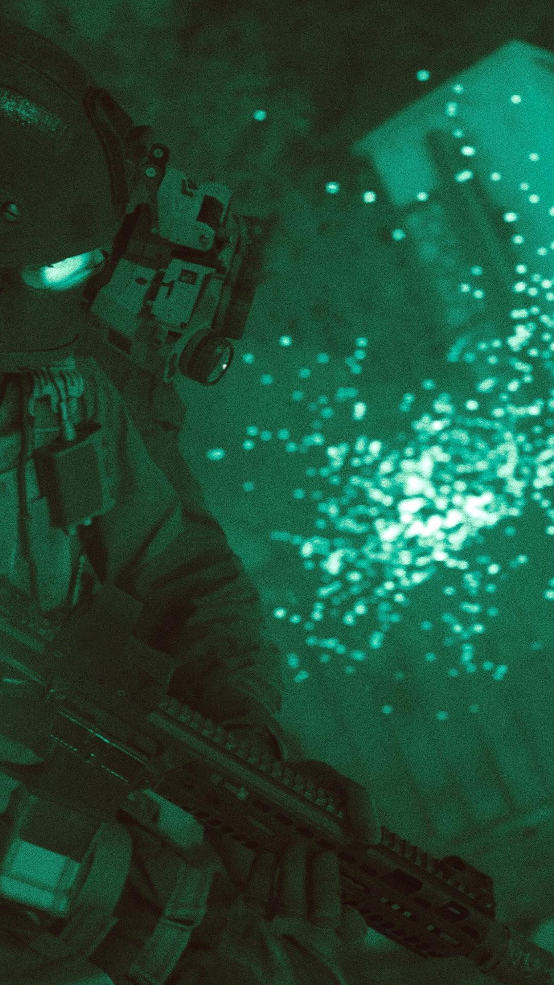 Call Of Duty Modern Warfare Soldiers Night Vision 4k Wallpaper 6