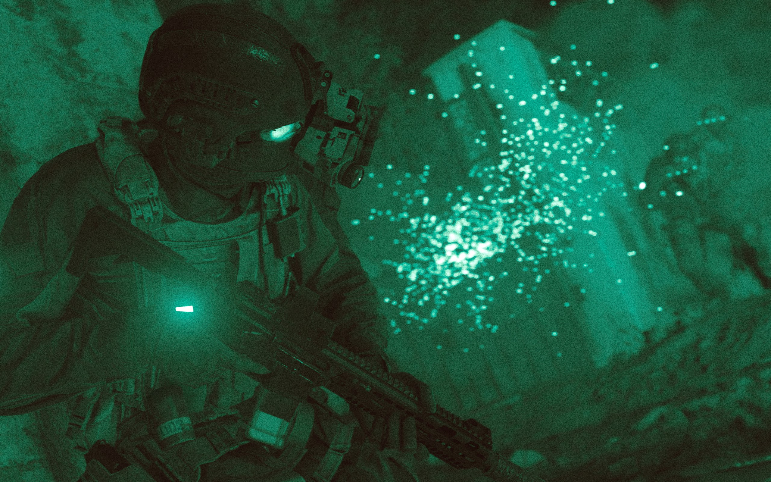 Call Of Duty Modern Warfare Soldiers Night Vision 4k Wallpaper 6