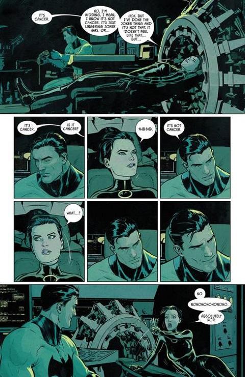Batman/Catwoman/DC/Reprodução