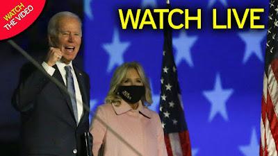 Joe Biden's speech