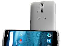 ZTE Axon Berbekal Dua Buah Kamera Primer Dan Sensor Kamera BSI CMOS