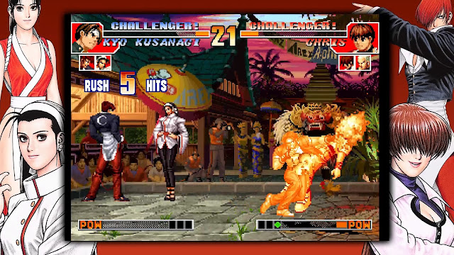 The King of Fighters 97 - Global Match - PC FULL - Multi4 - Captura 1