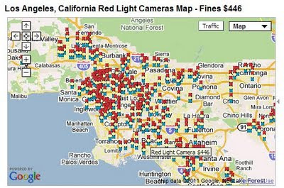 Should La Shut Down The Red Light Cameras