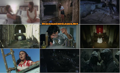 Película: La noche del terror ciego (1971) - Capturas