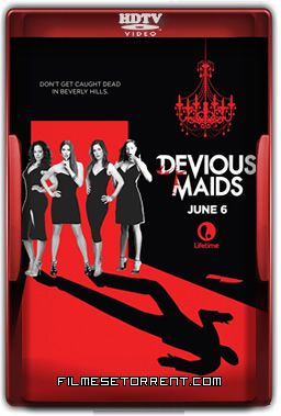 Devious Maids 4 Temporada Torrent HDTV 720p e 1080p