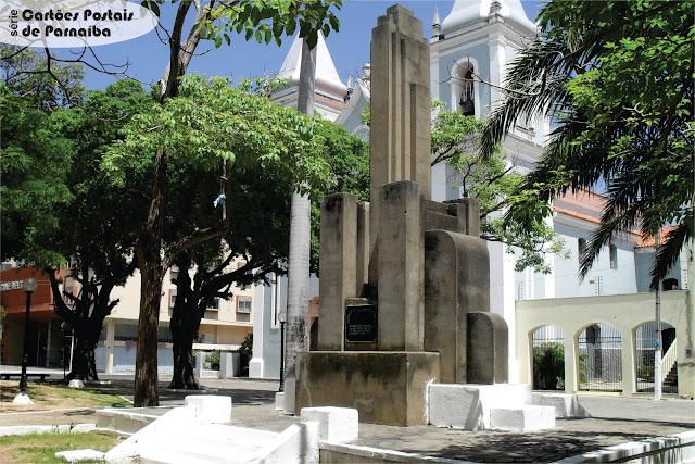 Resultado de imagem para monumento de independencia parnaíba pi