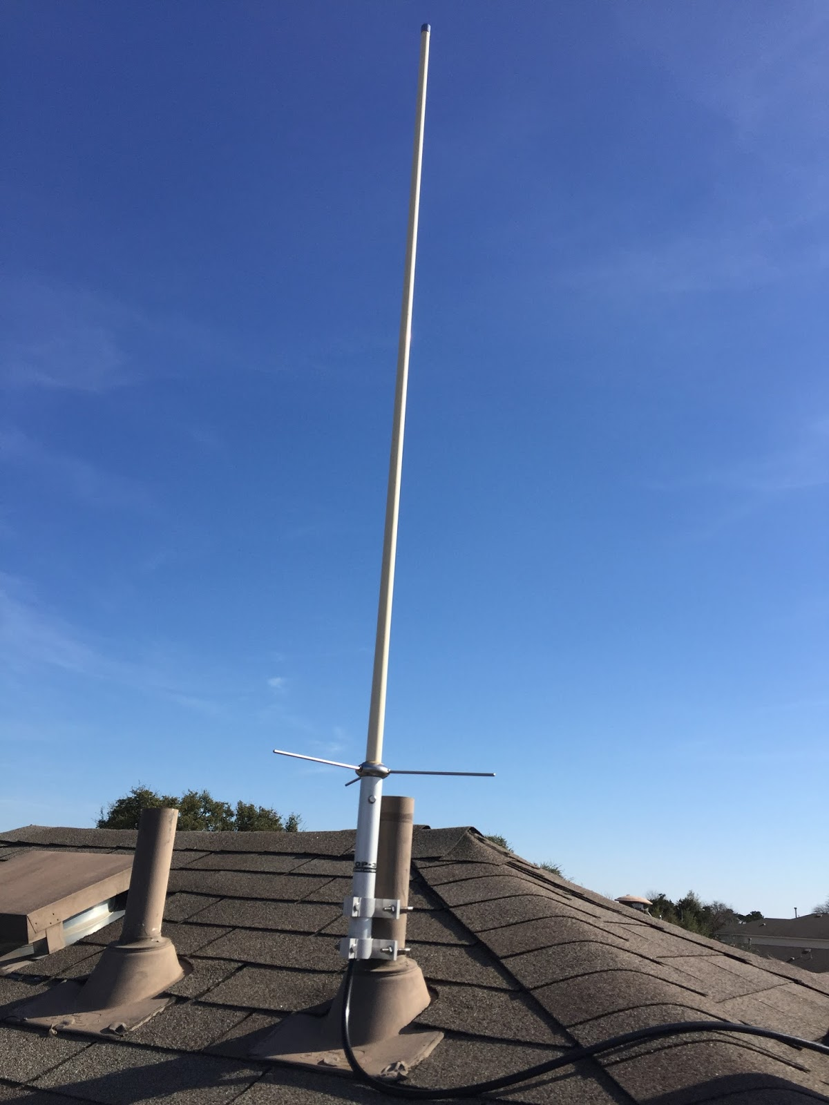Upgrading from a j pole - looking for advice