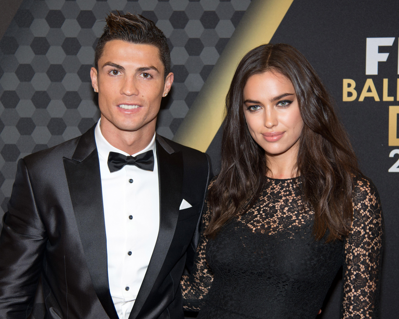 CRISTIANO RONALDO & IRINA SHAYK: IT'S OVER - THE ENCHANTED ... Irina Shayk And Cristiano Ronaldo 2013