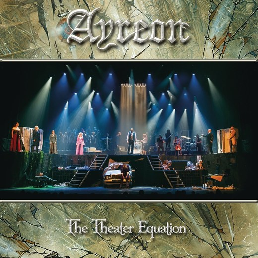 AYREON - The Theater Equation (2016) full
