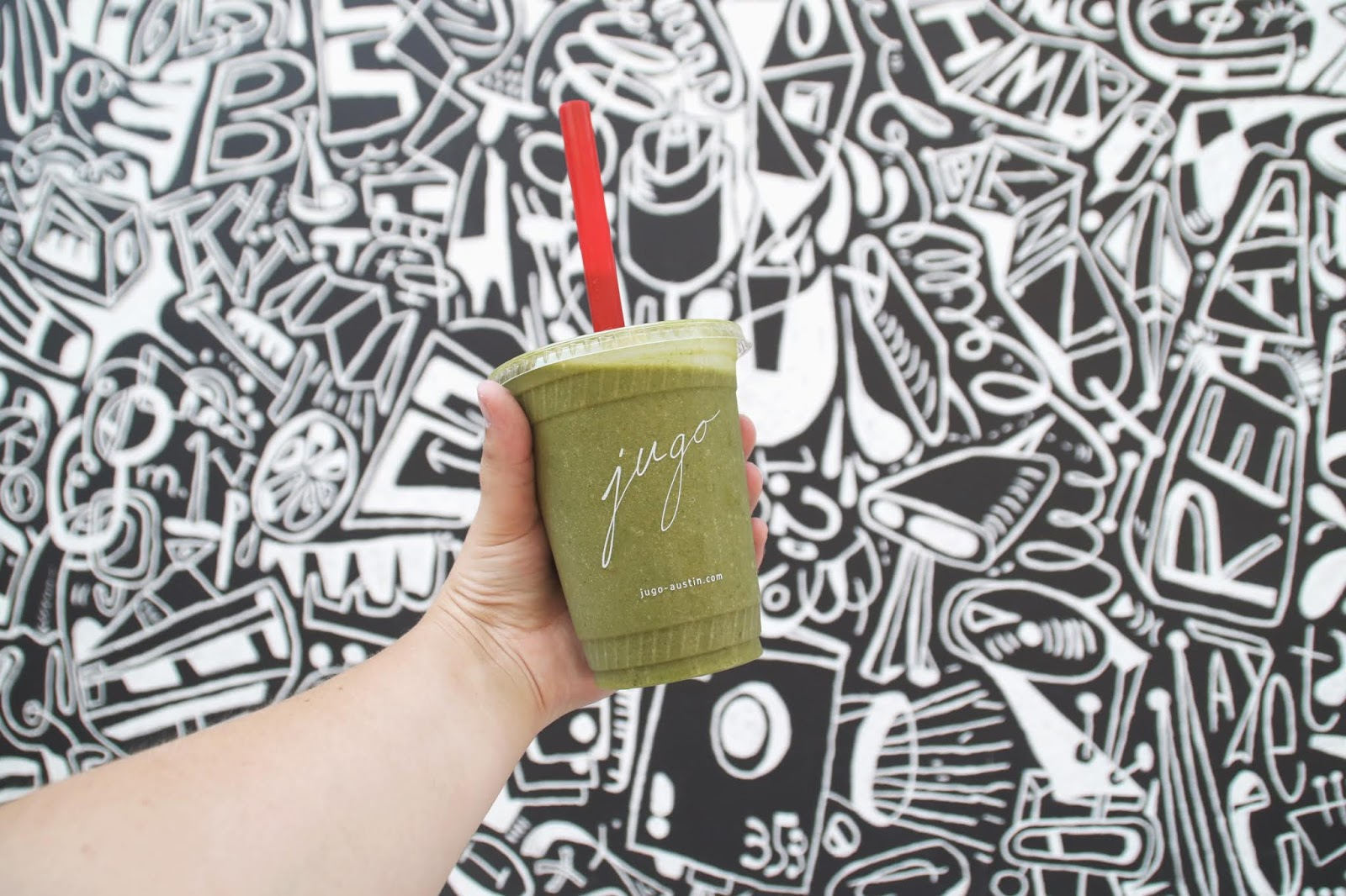 smoothies and juices in austin, jugo juicery austin, downtown austin