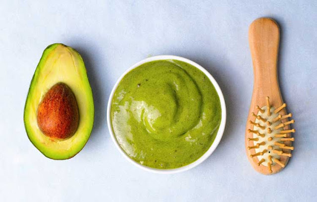 Avocado Conditioning Hair Mask