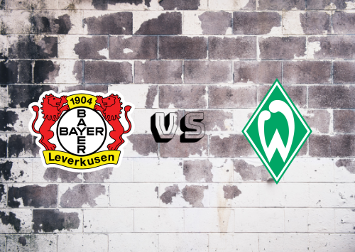 Bayer Leverkusen vs Werder Bremen  Resumen