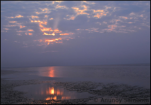 Weekend Trip to Chandipur to chase the Vanishing Sea