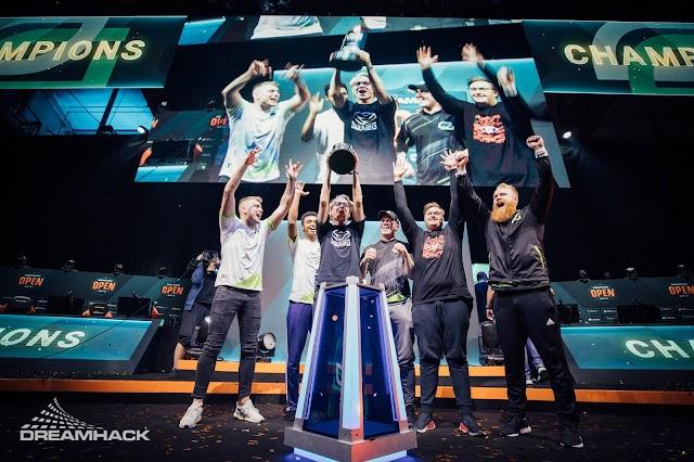 賞金総額10万ドル「DreamHack Open Summer 2019」にて「OpTic」が優勝、「DreamHack Masters 2019 Malmö」の出場権を獲得