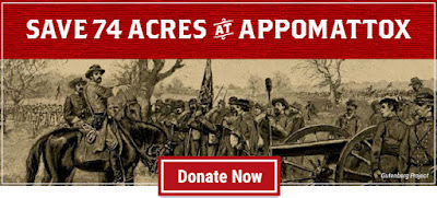 74 Acres at The Heart of Appomattox Court House Battlefield!
