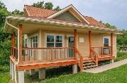 Ide Desain Rumah - Desain Rumah Kayu Sederhana 1 Dan 2 Lantai Cocok Untuk Daerah Pedesaan Biaya Murah Terbaru