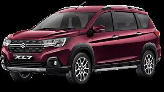 Pilihan Warna Suzuki XL7