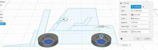 Extrude Forklift Wheels