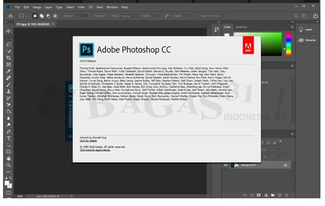 aplikasi photoshop
