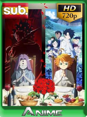 Yakusoku no Neverland temporada 2 [08/??]sub español HD [720P] [GoogleDrive] RijoHD