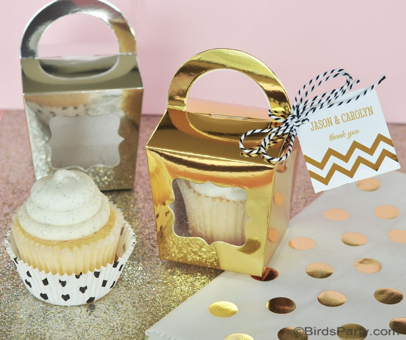 DIY Bridal Shower & Wedding Decorations