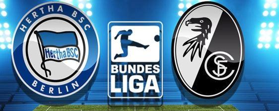 แทงบอล ทีเด็ดบอล บุนเดสลีก้า เยอรมัน : แฮร์ธ่า เบอร์ลิน vs ไฟร์บวร์ก