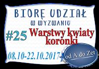 Pracę zgłaszam na wyzwanie: http://blog-odadozet-sklep.blogspot.com/2017/10/wyzwanie-25.html