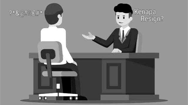 """Tips Menjawab """"Kenapa Kamu Resign?"""" Saat Interview Kerja"""