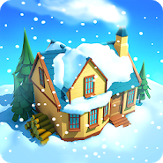 Snow Town Ice Village World Unlimited Gold MOD APK
