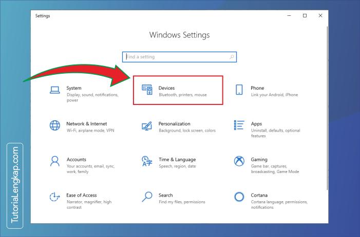 tutorialengkap 1 Cara Menghubungkan Smartphone Sebagai Perangkat Bluetooth Pada Windows 10