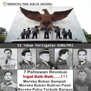 52 Tahun Peringatan G30S/PKI