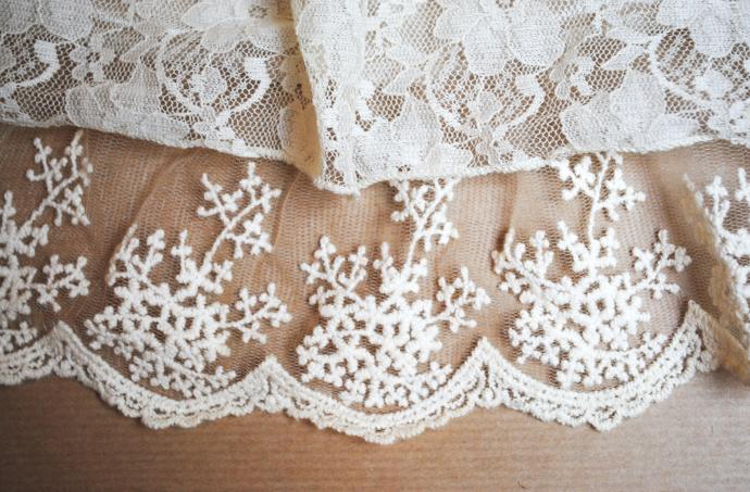 Arafeel Lace Dress Top