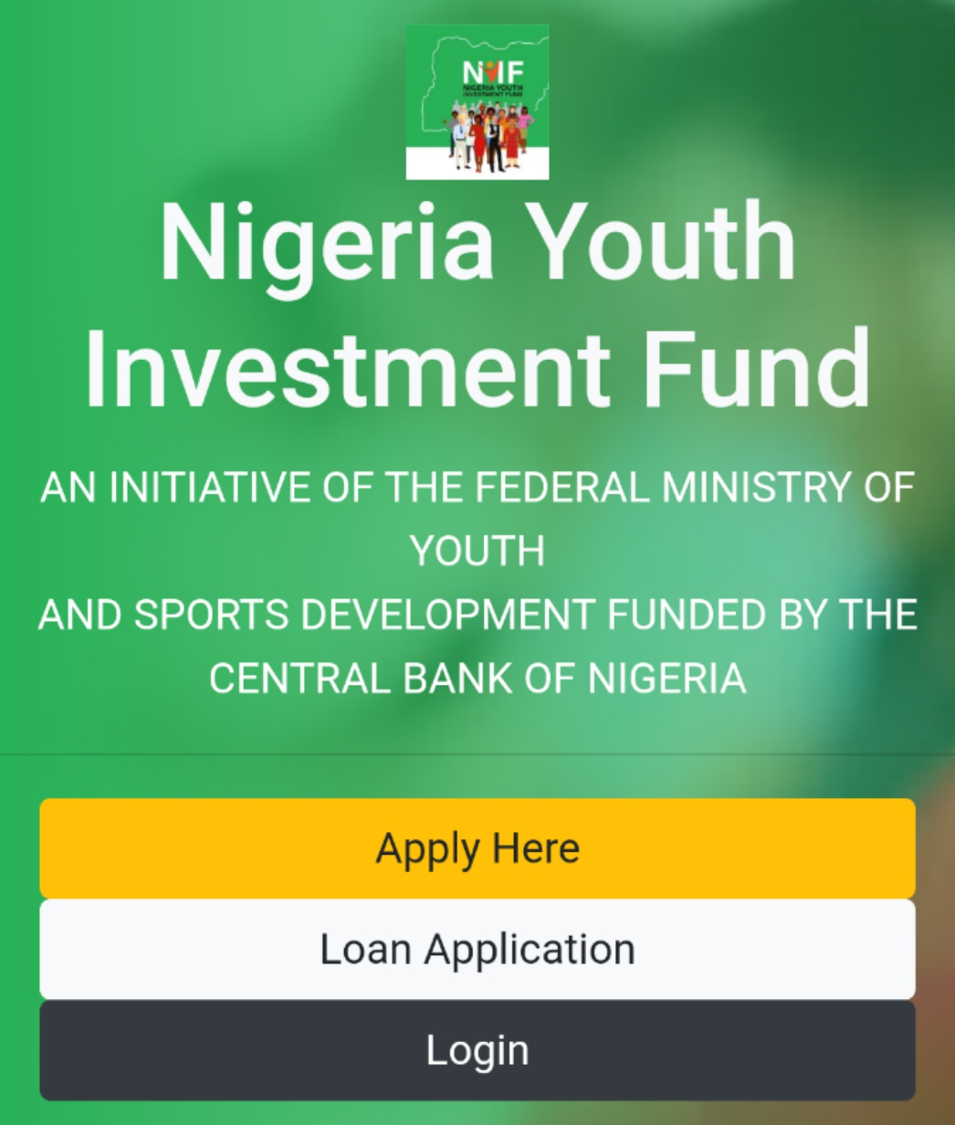 NYIF: Here is How To Know If You've Been Shortlisted. Read If You've Not Been Paid