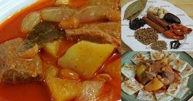 แจกสูตรและวิธีทำแกงมัสมั่นเนื้อ หอม เปื่อย มัน ทานกับข้าวสวยร้อนๆหรือโรตี