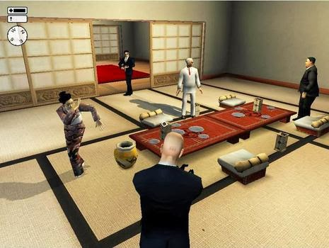 Hitman PC Game Collection
