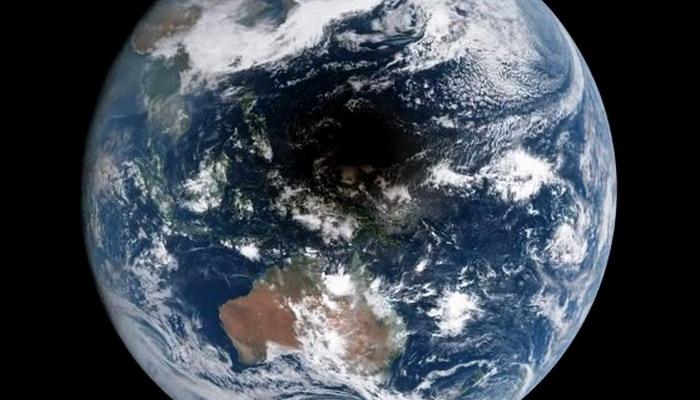 Misteriosa sombra observada en la superficie de la Tierra. Los científicos todavía están tratando de dar una explicación.