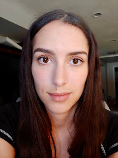 My Simple 'Zoom' Makeup