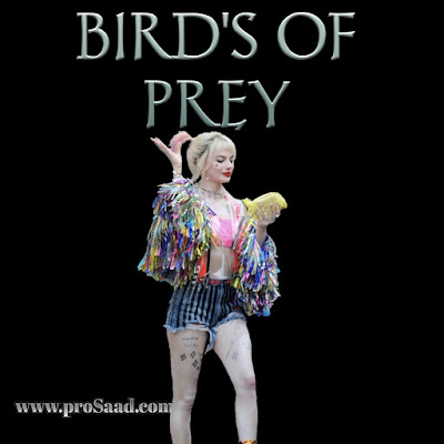 birds of prey 2020 full movie