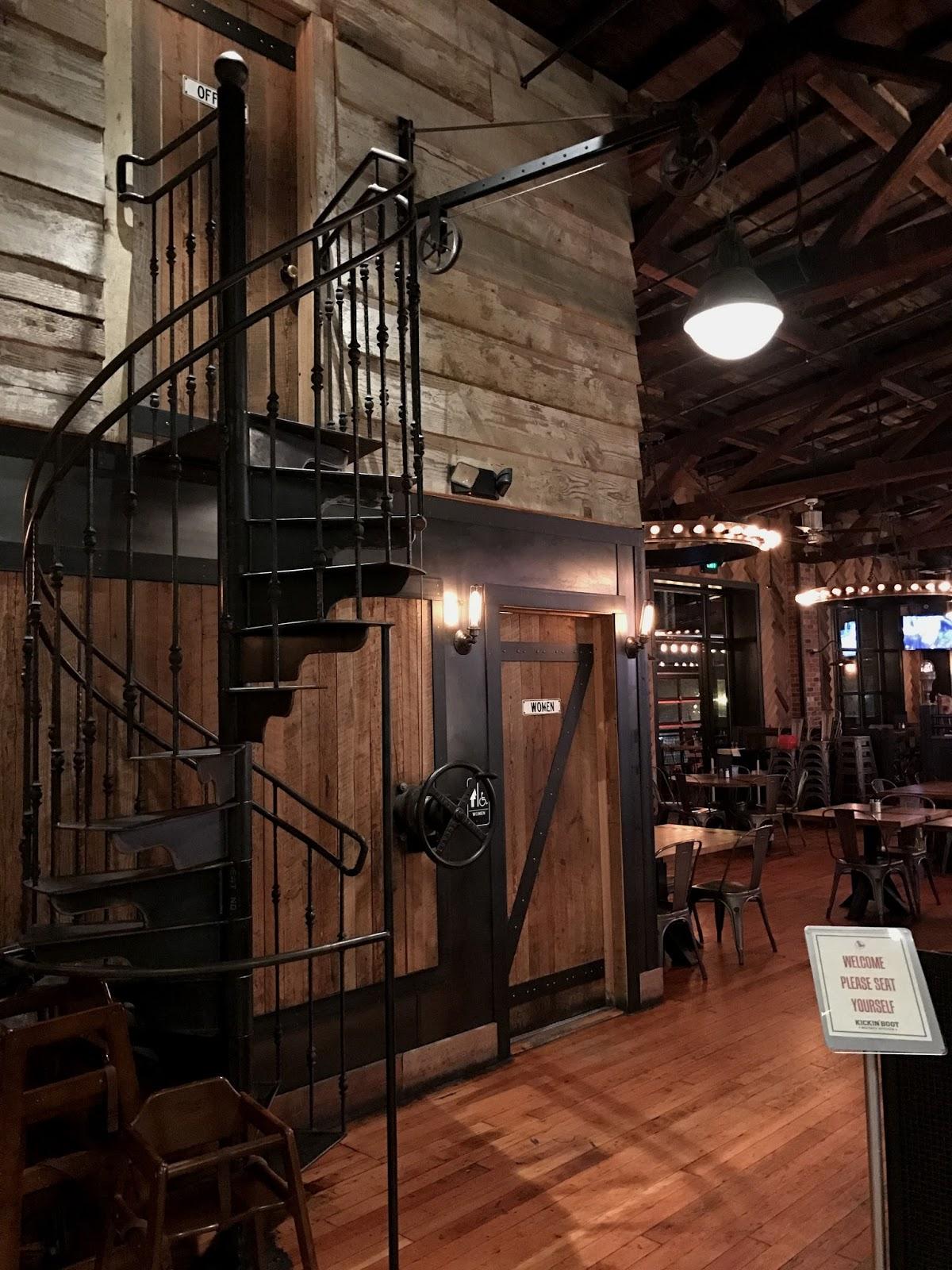Seattlebars.org: #1888 #S1063 - Kickin Boot Whiskey Kitchen ...