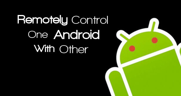 Get access to another Android Phone