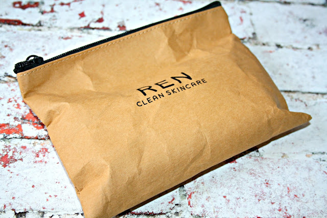 REN Clean Skincare Recycled Bag