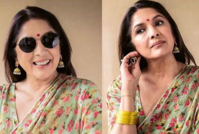 "Neena Gupta: ""Why Can't I Be Opposite Shah Rukh Khan Or Hrithik Roshan"