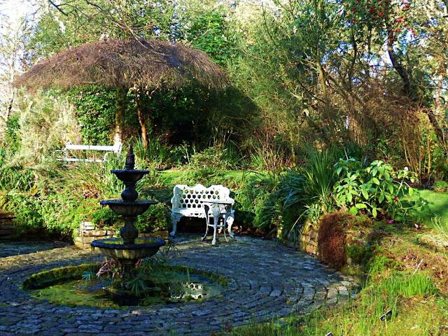 Pinetum Garden, Cornwall