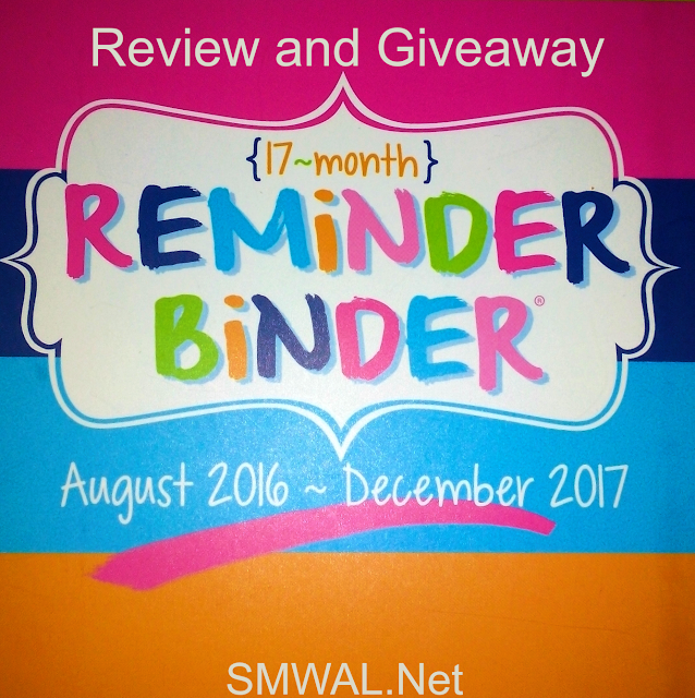 Giveaway, Review, Free, planner, single mom, time management, stickers