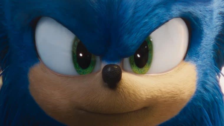 Sonic: O Filme revela novo visual do personagem